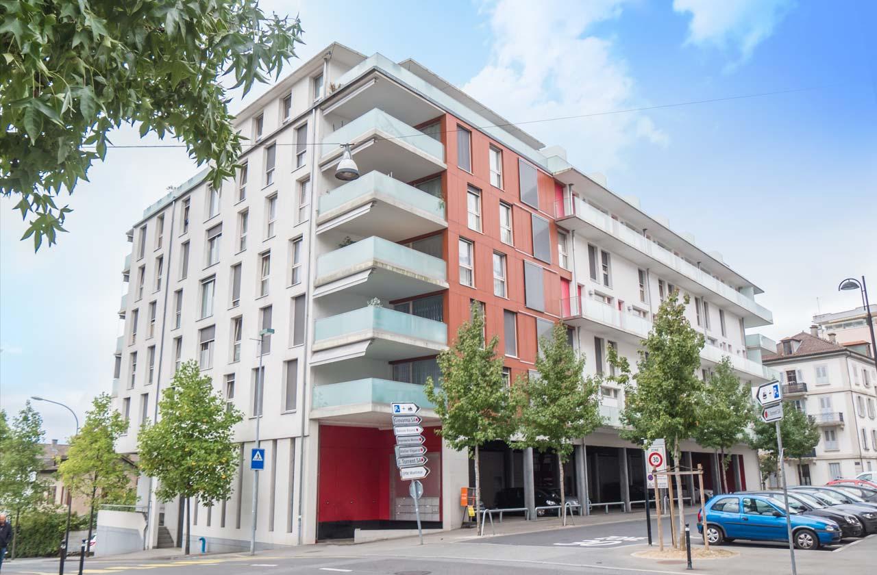 Appartement subventionné de 3.5 pièces à Clarens