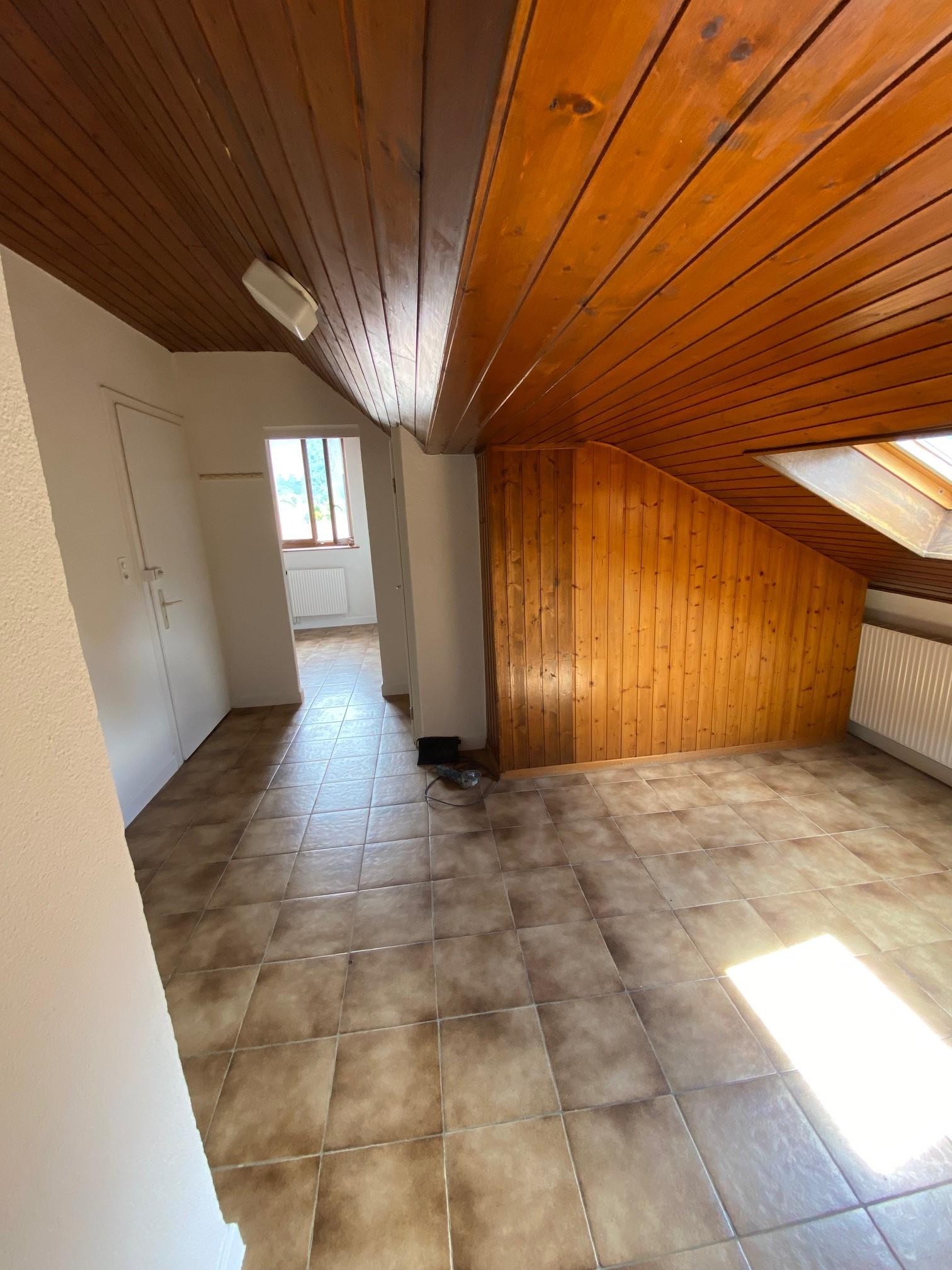 Habitat de 2.0 pièces au 2ème étage